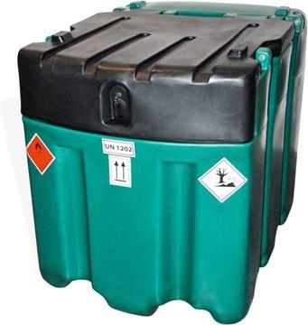 Image de Cuve de ravitaillement 600 litres