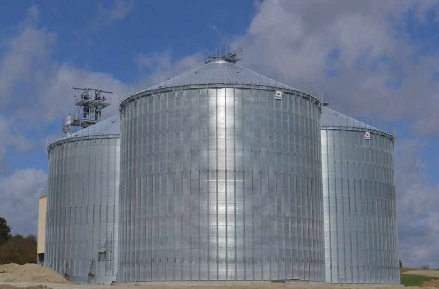 Image de la catégorie Stockage carburant