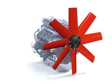 Image de Ventilateur à pales réversibles