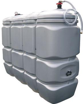 Image de Cuve de stockage 2000 litres pré-équipée