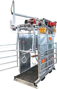 Image de Cage de parage électrique PM 4600 Maréchalle